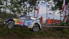Polo WRC R al Rally di Polonia