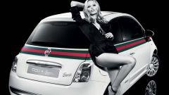 Natasha, l'arma in più della Fiat 500 by Gucci - Immagine: 3
