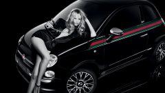 Natasha, l'arma in più della Fiat 500 by Gucci - Immagine: 1