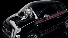 Natasha, l'arma in più della Fiat 500 by Gucci - Immagine: 2