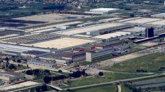Pomigliano d'Arco, lo stabilimento FCA