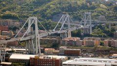 Ponte Morandi, ecco com'era prima del crollo