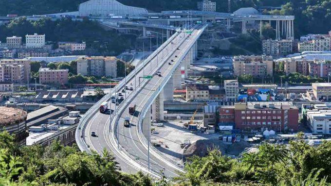 Ponte San Giorgio, Genova: già i primi disagi