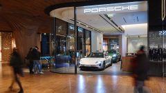 Porsche 2021, lo store a City Life a Milano