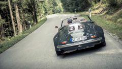 Porsche 356 3000 RR, vista posteriore