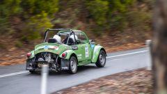 Porsche 356 by Radial Motion: il Maggiolino usato per i collaudi