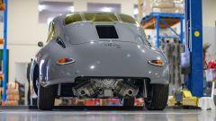 Porsche 356 by Radial Motion: il restomod della classica tedesca con motore 3 cilindri radiale