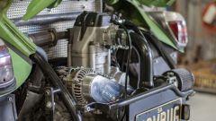 Porsche 356 by Radial Motion: potenza specifica di 100 CV/litro