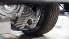 Porsche 356 by Radial Motion: un cilindro sbuca da sotto
