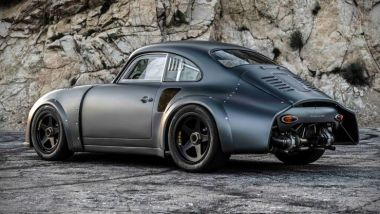 Porsche 356 RSR outlaw restomod by Ron Emory