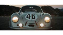 Porsche 356 SL: il frontale
