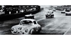 Porsche 356 SL numero 46 a Le Mans 1951