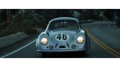Porsche 356 SL: vista anteriore