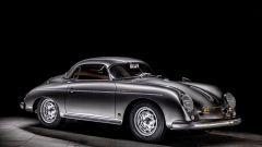 Porsche 356 Speedster: dal 3/4 anteriore si apprezza lo stile senza tempo