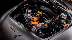 Porsche 356 Speedster: l'auto viene fornita con due motori