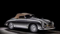 Porsche 356 Speedster: un restauro perfetto per l'iconica auto tedesca