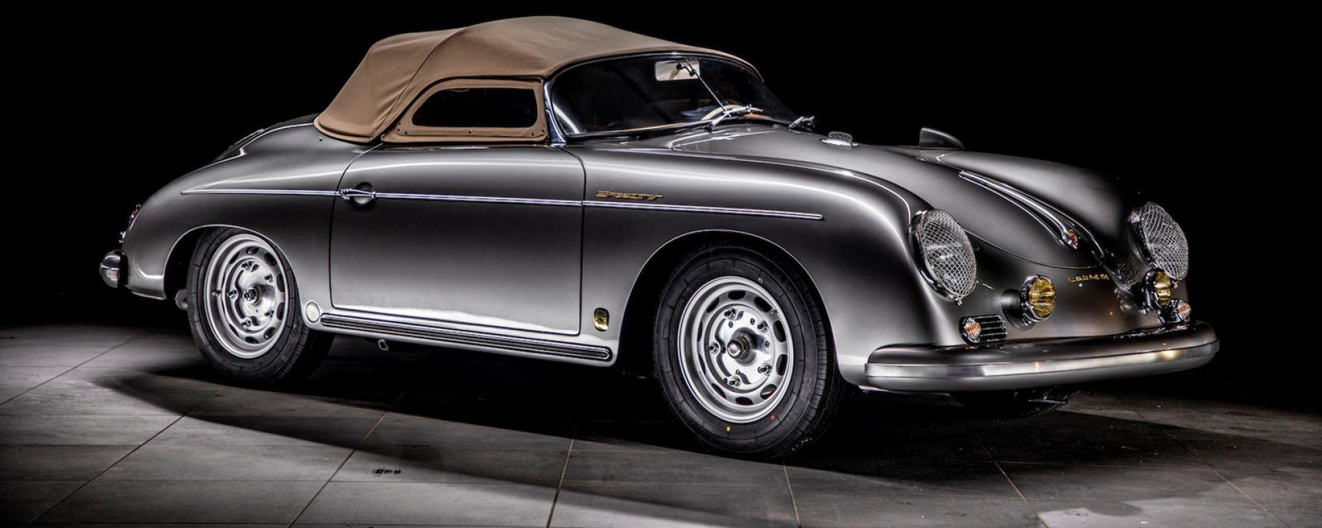 porsche 356 speedster prezzo