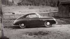 Porsche 356, vista laterale