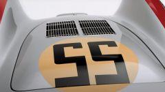 Porsche 550 Spyder, dettaglio di stile