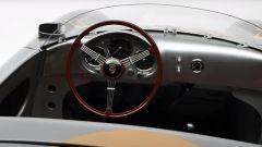 Porsche 550 Spyder, il volante