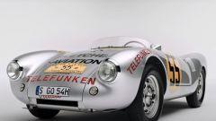 Porsche 550 Spyder: la leggenda in un video ufficiale