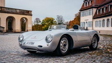 Porsche 550 Spyder, l'ultima auto guidata da James Dean