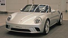 Porsche 550one: una piccola Boxster tenuta nascosta fino a oggi