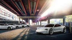 Porsche, 6 miliardi di investimenti nell'elettrico