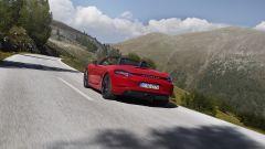 Porsche 718 Boxster GTS, 365 cv di potenza