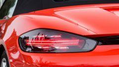 Porsche 718 Boxster Le luci posteriori LED