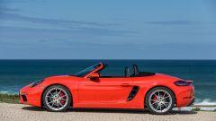 Porsche 718 Boxster S Vista laterale