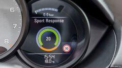 Porsche 718 Boxster Sport Response