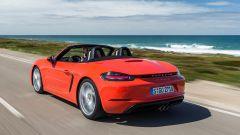 Porsche 718 Boxster: il video - Immagine: 22