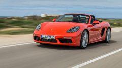 Porsche 718 Boxster: il video - Immagine: 21