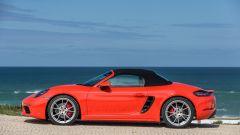 Porsche 718 Boxster: il video - Immagine: 25