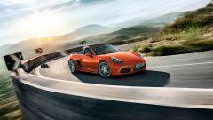 Porsche 718 Cayman e Porsche 718 Boxster elettriche AWD