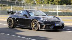 Porsche 718 Cayman GT4 RS 2020: motore più potente e aerodinamica più spinta