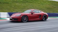 Porsche 718 Cayman GTS: prova, dotazioni, prezzi, prestazioni