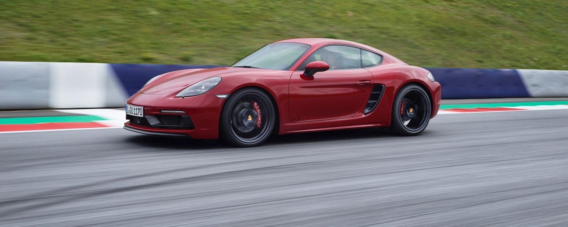 Porsche 718 Cayman GTS | Un piacere di guida infinito