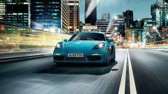 Porsche 718 Cayman: l'anteriore