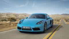 Porsche 718 Cayman: solo 4 cilindri turbo come la Boxster  - Immagine: 5