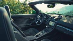 Porsche 718 GTS Boxster 4.0 interni