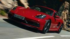 718 GTS 4.0 Boxster e Cayman in video