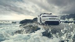 Porsche 718 Spyder: il retrotreno