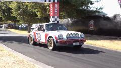 Porsche 911 3.0 SC Safari del 1974 al Leadfoot Festival