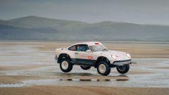 Porsche 911 ACS: assetto rialzato, trazione integrale. Pronta per la Dakar