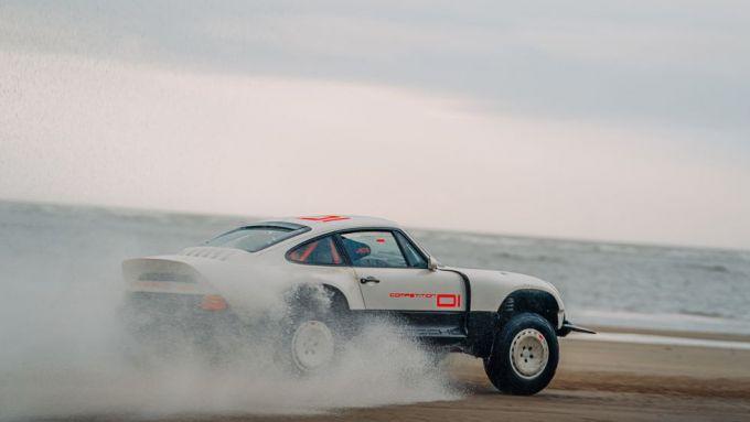 Porsche 911 ACS by Singer