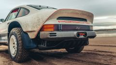 Porsche 911 ACS: i cerchi sono in lega forgiata da 16