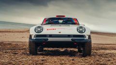 Porsche 911 ACS: il frontale