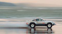 Porsche 911 ACS: trazione integrale e motore turbo da oltre 450 CV